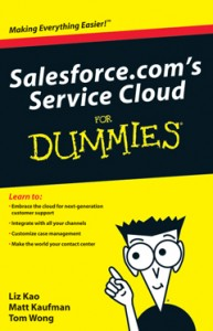 Service Cloud For Dumies
